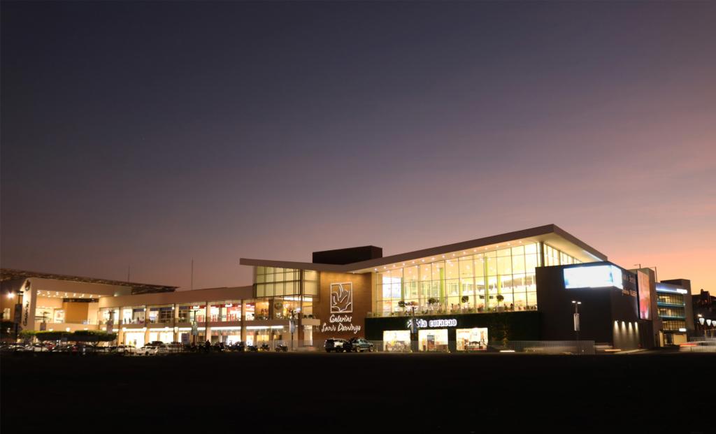 Centro Comercial Galerias Santo Domingo